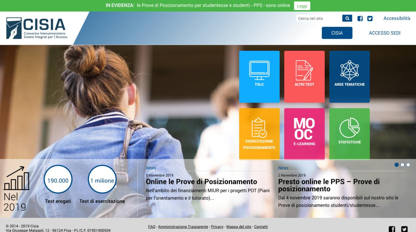Screenshot_2019-11-08 Cisia – Consorzio Interuniversitario Sistemi Integrati per l'Accesso