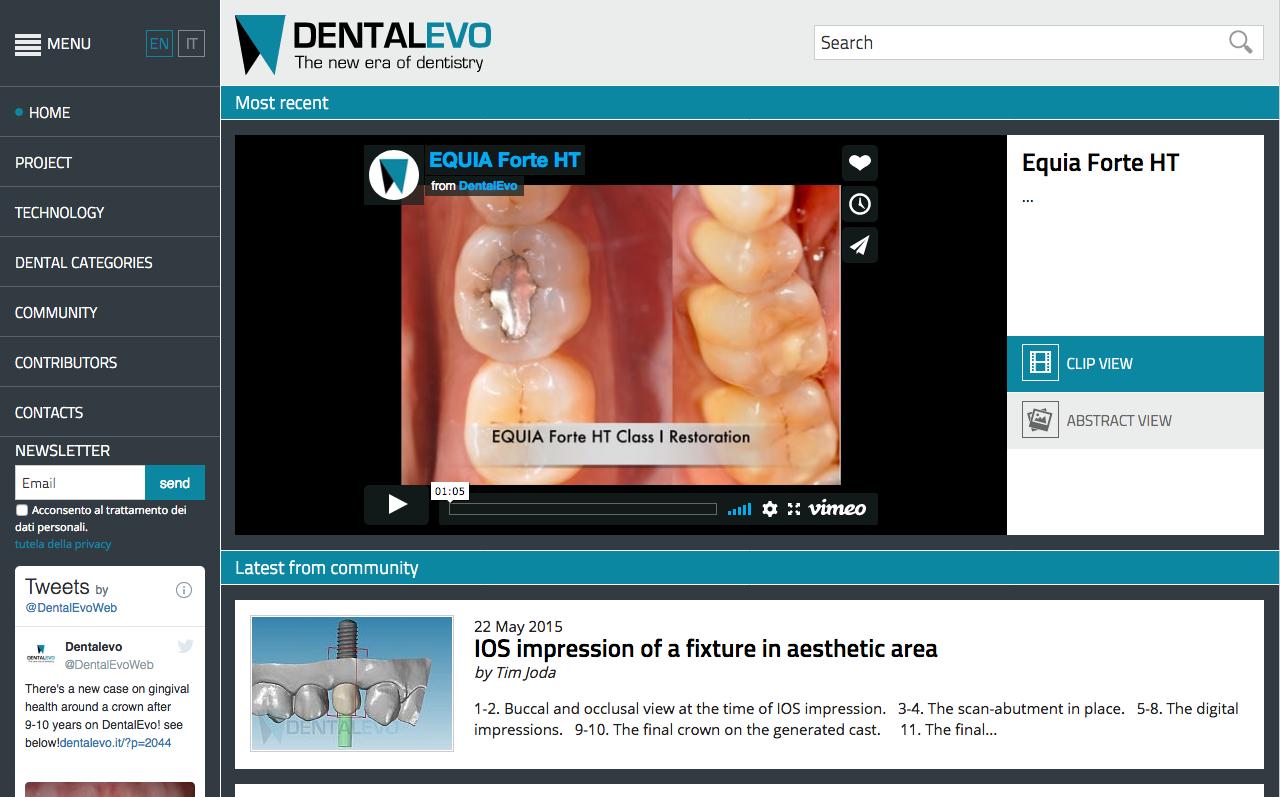 Screenshot_2020-03-11 Home – DentalEvo – The new era of dentistry